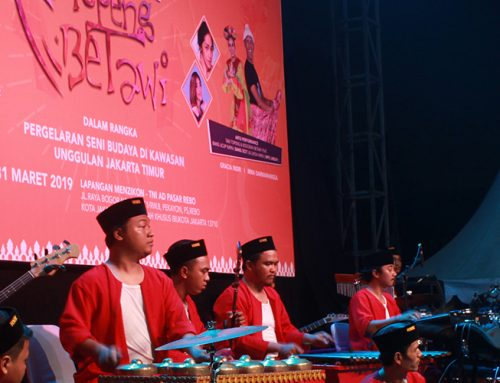 Festival Topeng Betawi 2019