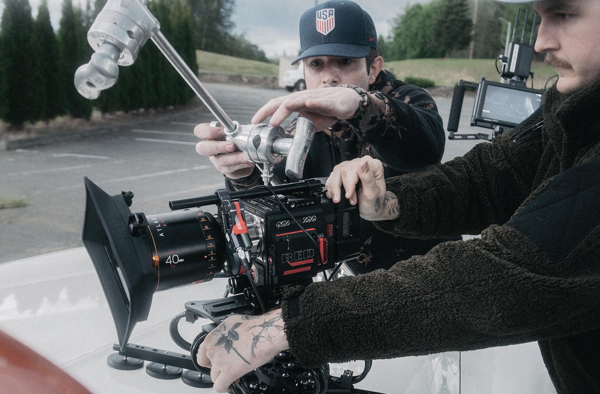 perbedaan videografi dan sinematografi