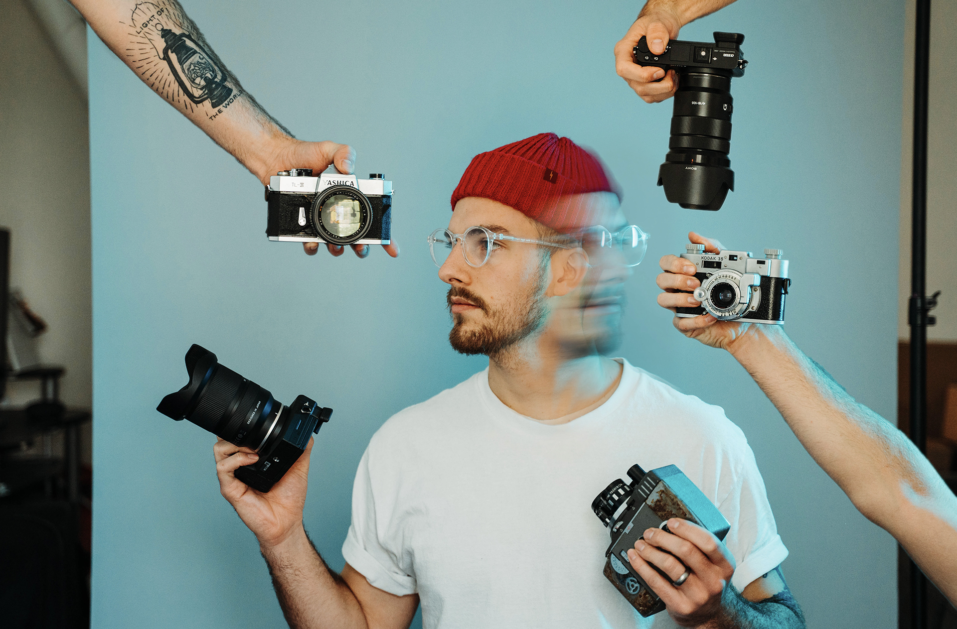 videografer pemula