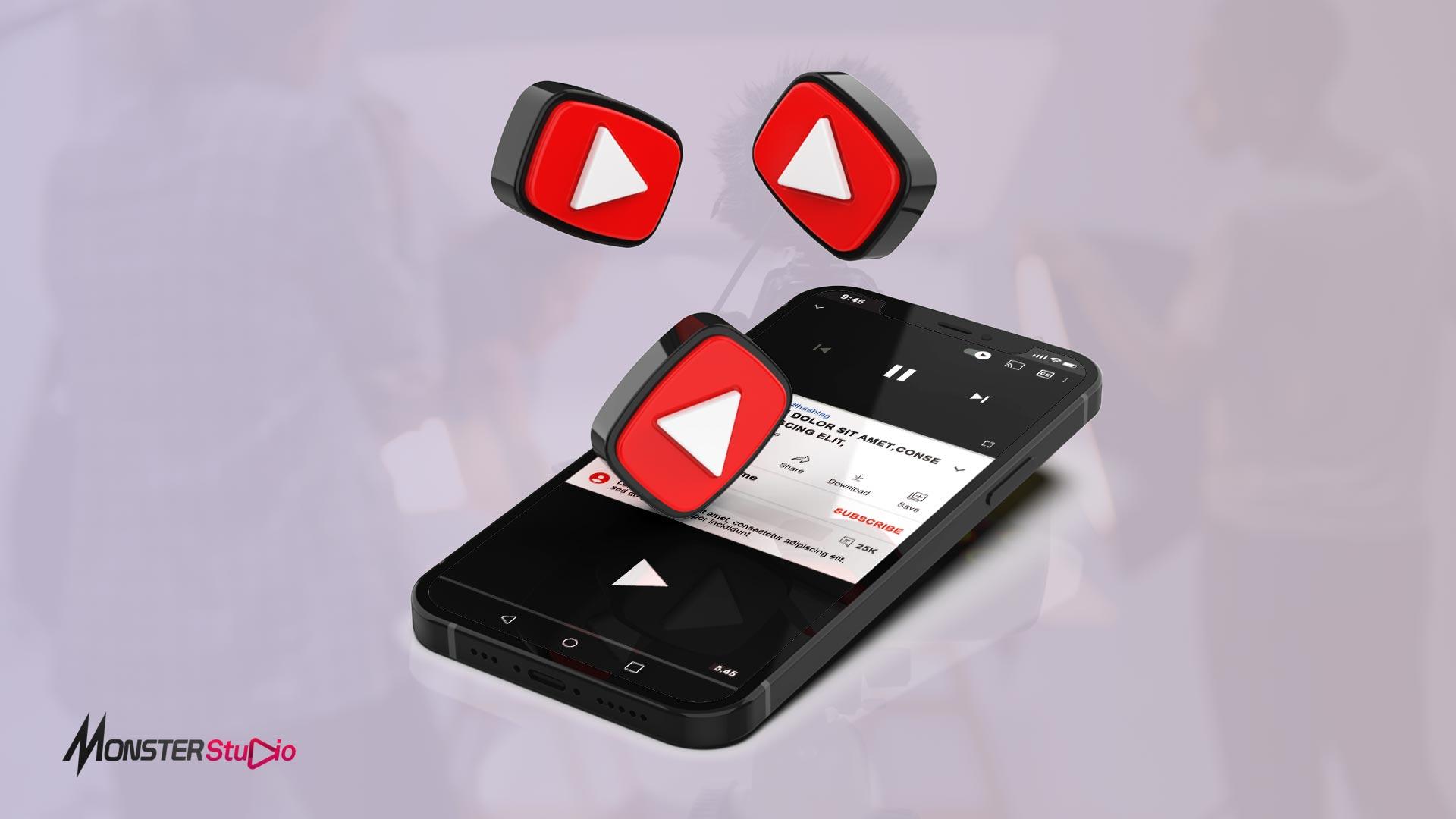 cara buat video youtube